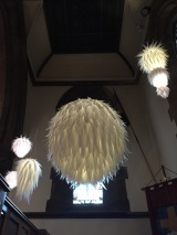 Lighting by Alison Smith - St Stephen's Church