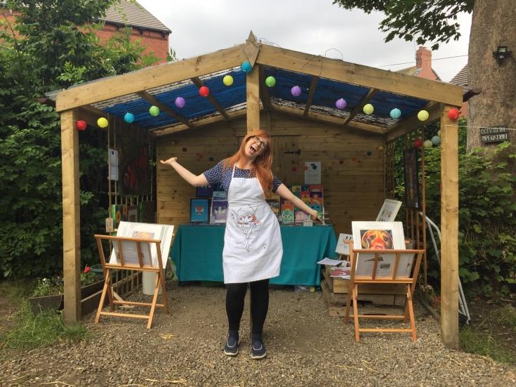 Helen Gibson - St Stephen's Community Garden