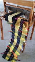 Weaving with Agnis Smallwood