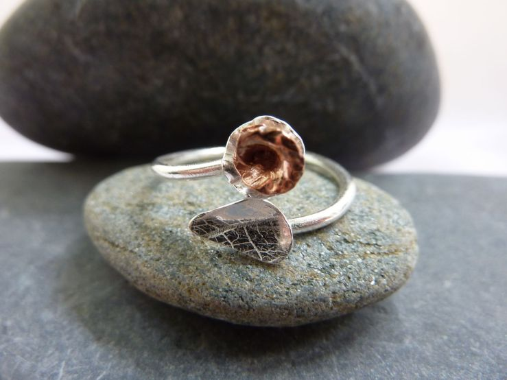Silver Ring - Bellisful Boutique