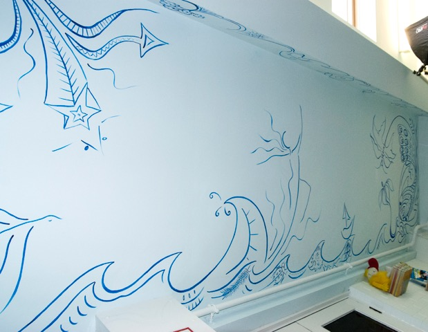 Mural - Kirkstall Valley Primary School