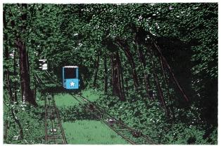 The tram 2