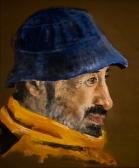 Portrait of Arturs Akopjans
